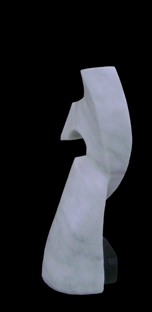Carara Marble-2009-45x20x30 cm 2