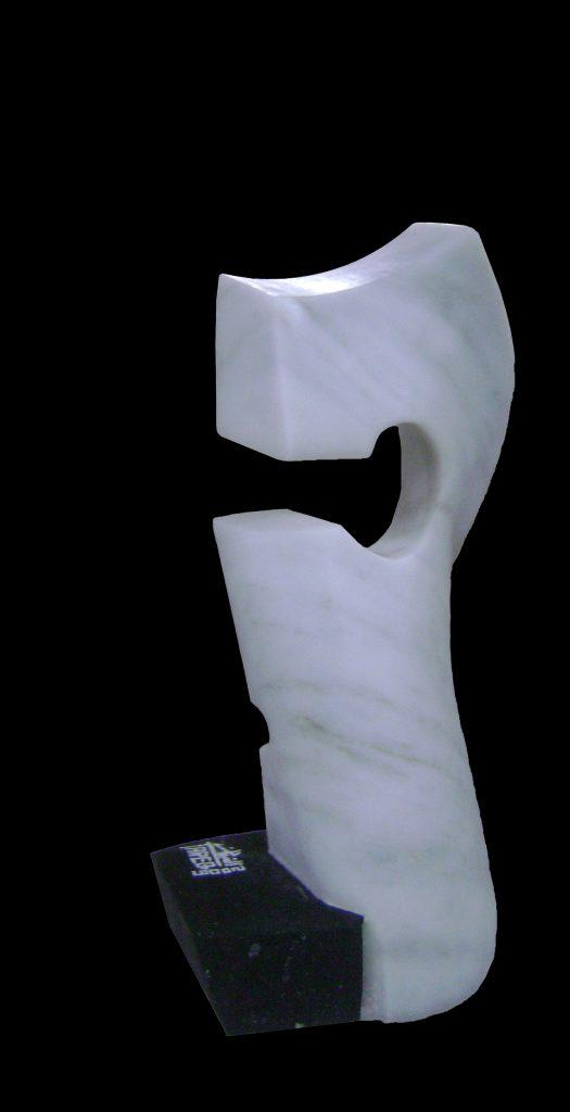 Carara Marble-2009-45x20x30 cm 3