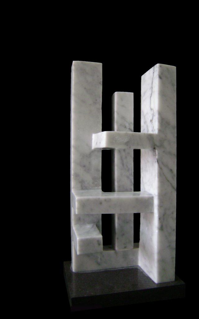 Carrara Marble-2011-46x22x17 cm 1