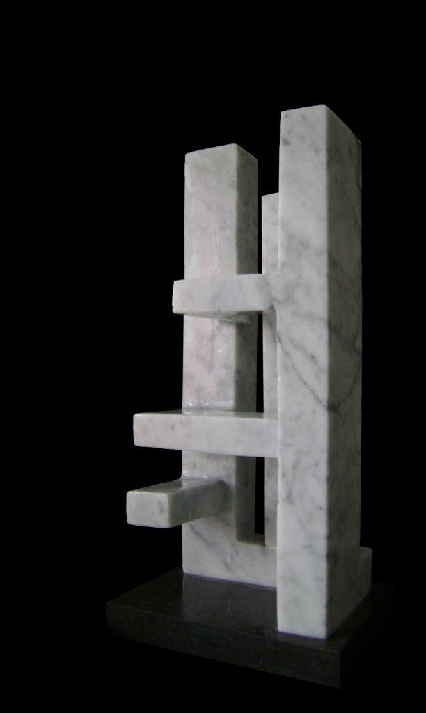 Carrara Marble-2011-46x22x17 cm 2