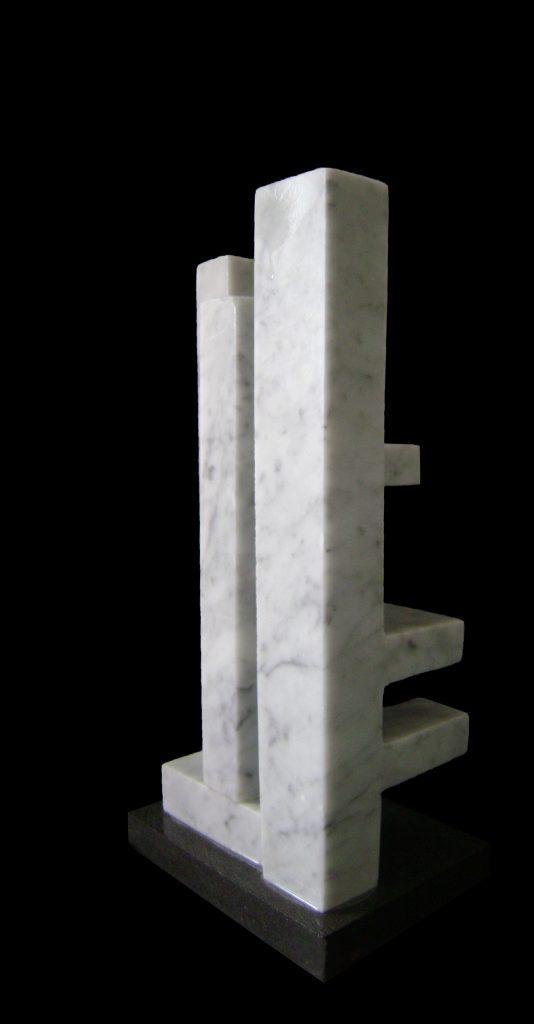 Carrara Marble-2011-46x22x17 cm 4