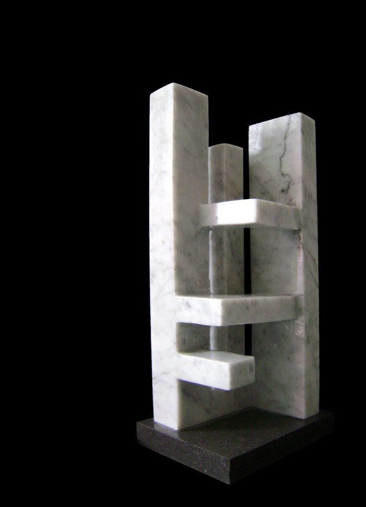 Carrara Marble-2011-46x22x17 cm 5