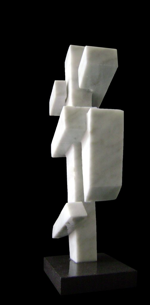 Carrara Marble-2011-47x15x14 cm 2