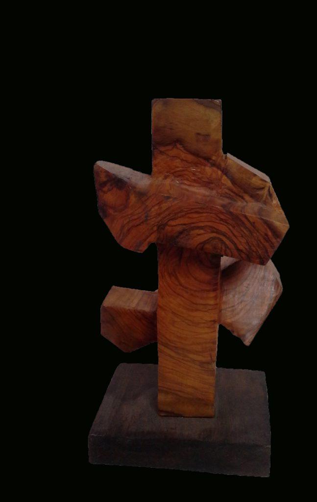 Olive Wood-2012-18x10x7 cm 1