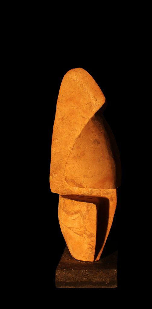 Stone-2011-39x14x12 cm 2