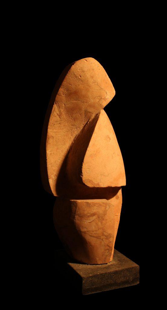 Stone-2011-39x14x12 cm 3